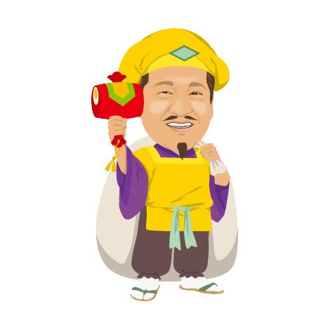 岩渕建築工務所キャラクター